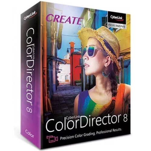 Free Cyberlink Colordirector 8