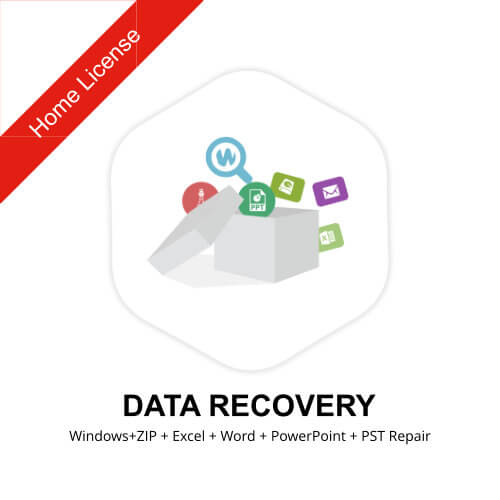 Data Recovery Software Home License