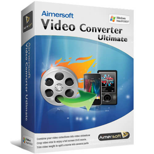 Aimersoft Video Converter Ultimate for Windows