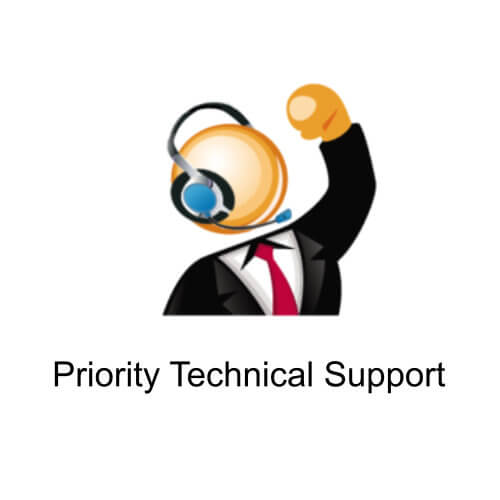 Priority Technical Support
