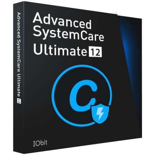 IObit Advanced SystemCare Ultimate 12